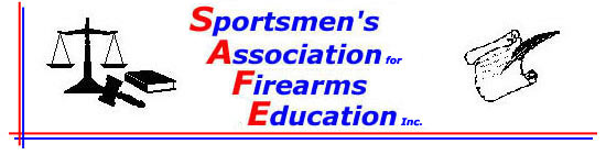 Educating and informing the general public, media, as well as elected officials concerning various aspects of lawful firearms ownership in American society
